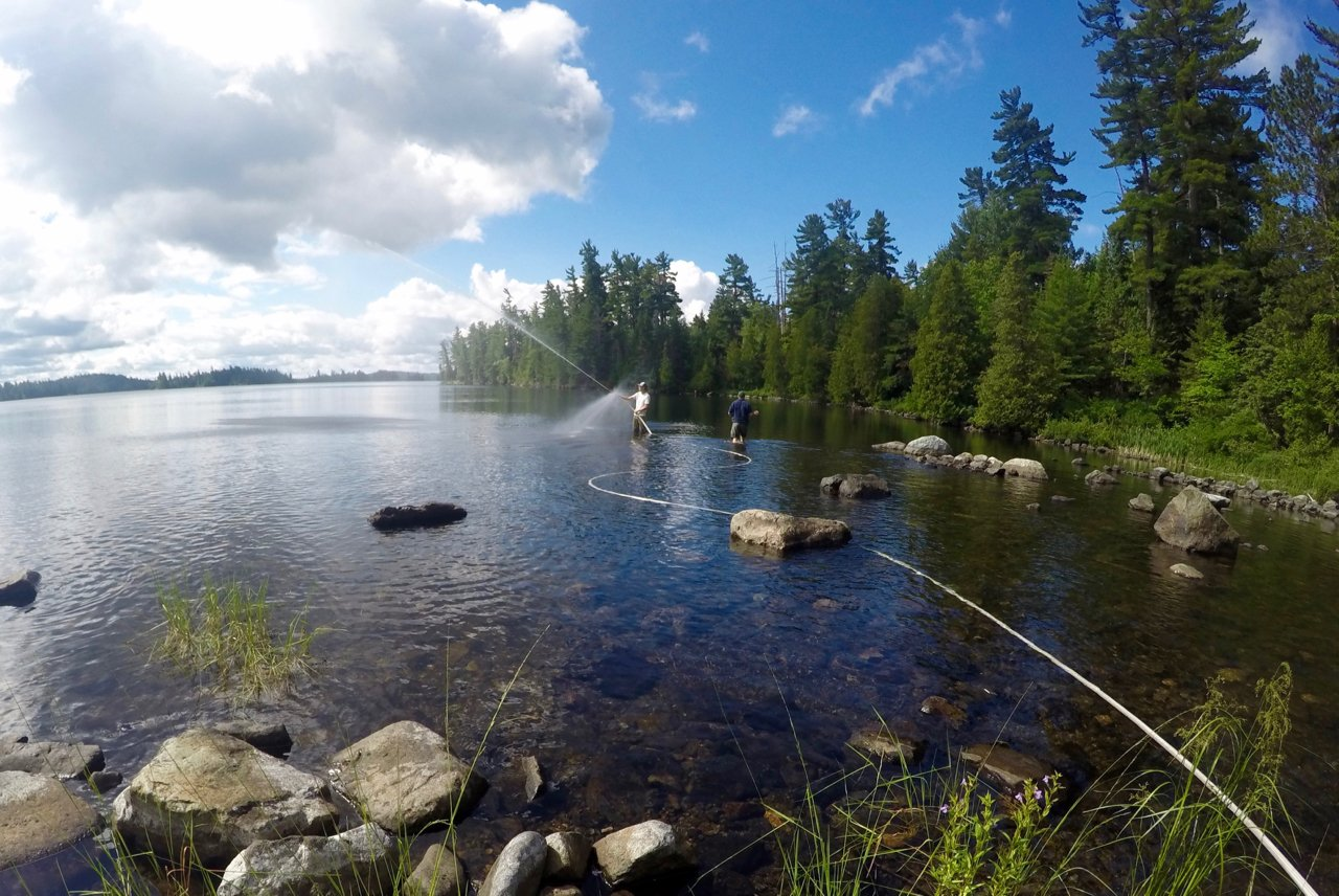 Working on the Land: Fish Habitat Restoration in Temagami and Kipawa - Water First