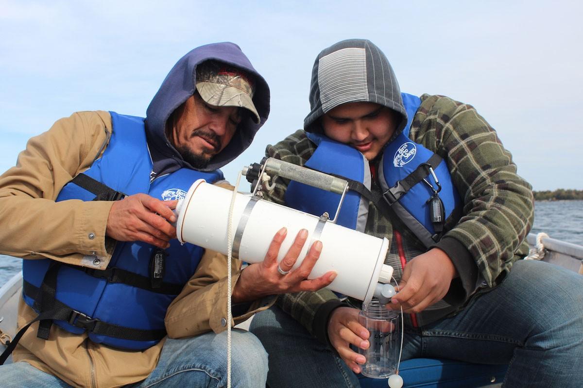 Water First Internship: Water sampling