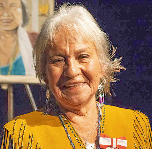 Water First Indigenous Advisor: Jeannette Corbiere Lavell