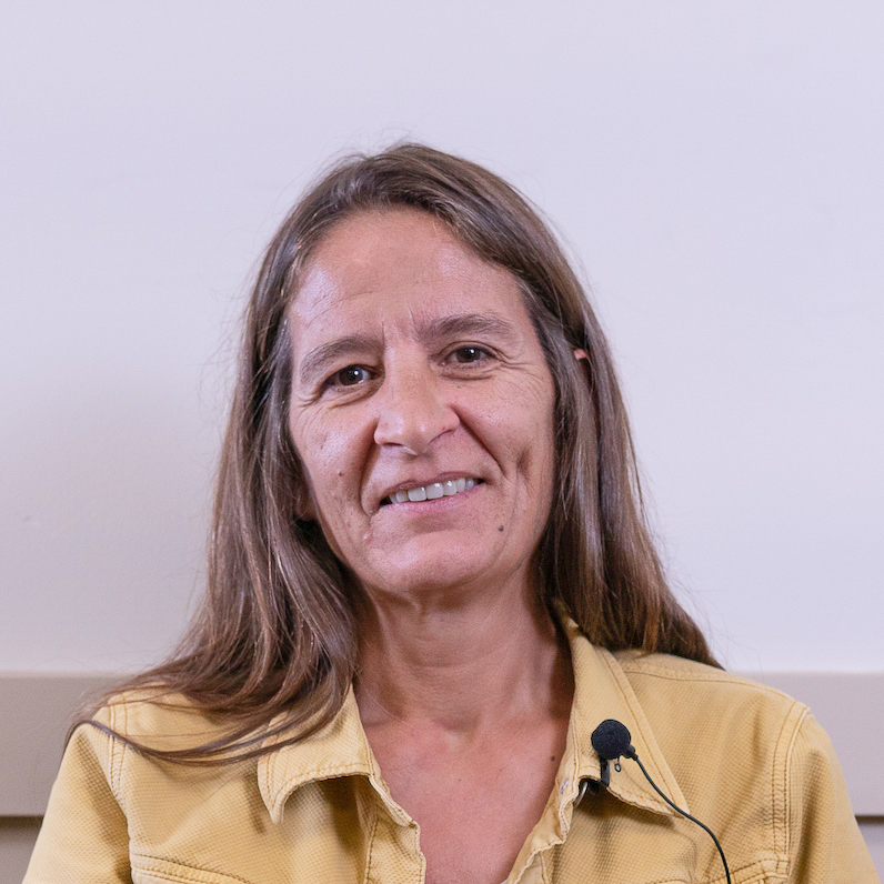 Water First Indigenous Advisor: Sue Chiblow