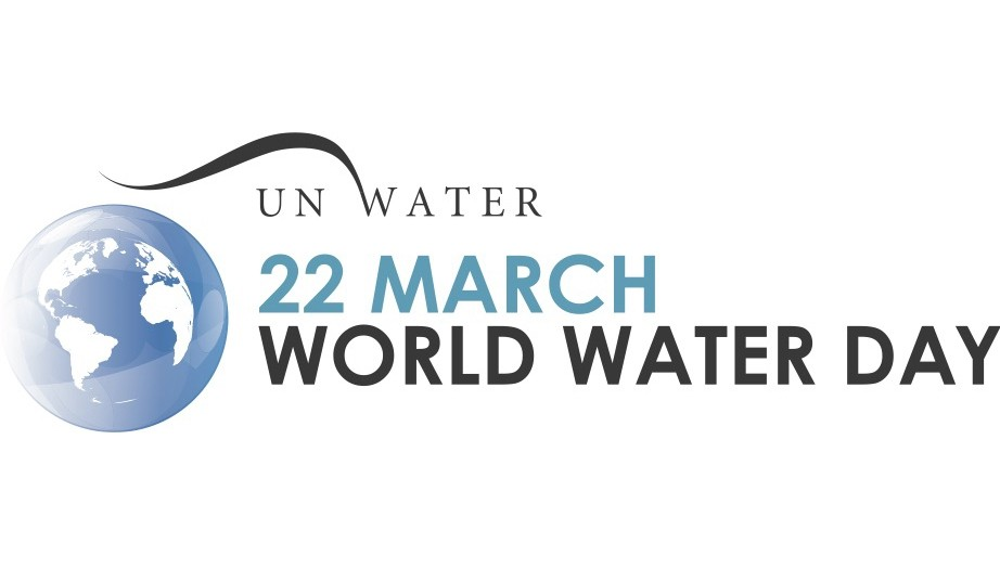 United Nations World Water Day logo
