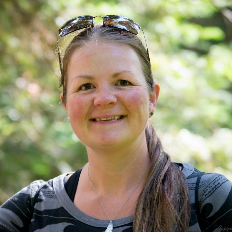 Water First Staff: Jen Atkinson