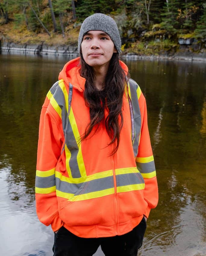 Water First Intern: Jonas Esquega